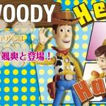 SERIES No.011 WOODY CGもいいけど、人形(フィギュア)はもっといい。ウッディ、颯爽と登場!