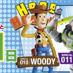 発売まであと11日 SERIES No.10 WOODY SERIES No.011 BUZZ LIGHTYEAR