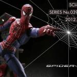 SCI-FI REVOLTECH SERIES No.039 SPIDER MAN 2012.8/1 ON SALE